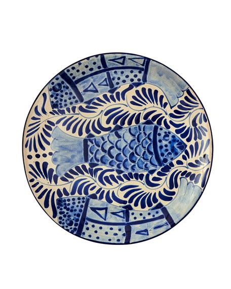 Jan Barboglio El Pescado Plate