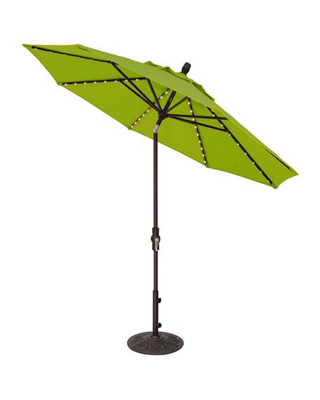 Starlight Collar Tilt Umbrella Stand