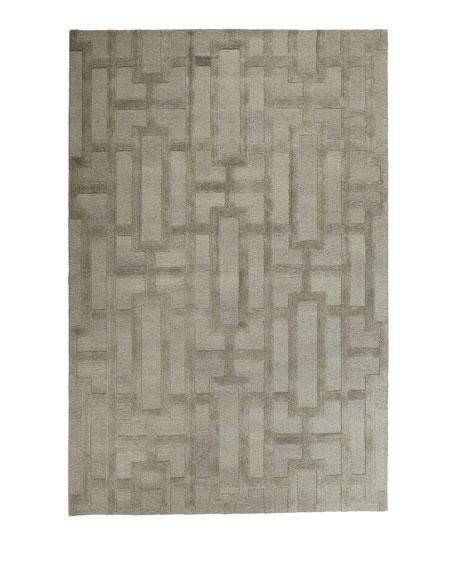Hollis Hand-Tufted Rug, 9' x 12'