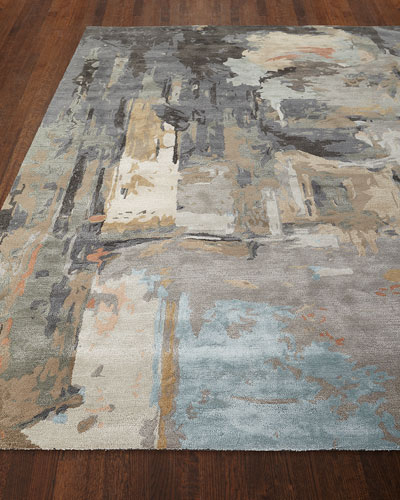 Knox Hand-Tufted Rug  5' x 8'