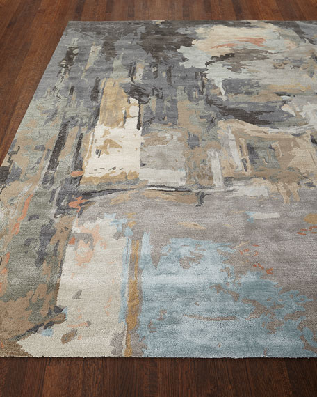 Knox Hand-Tufted Rug, 5' x 8'