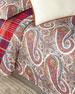 Pyne Paisley King Comforter