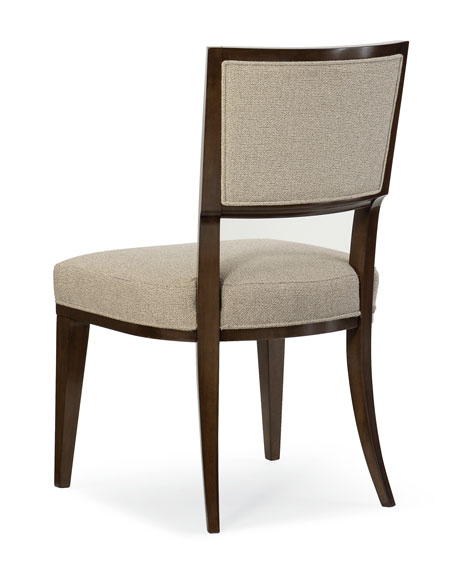 Pair of Moderne Side Chairs
