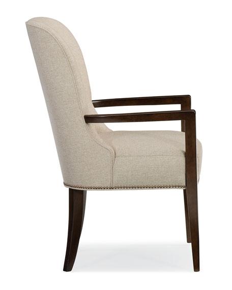Streamline Arm Chair