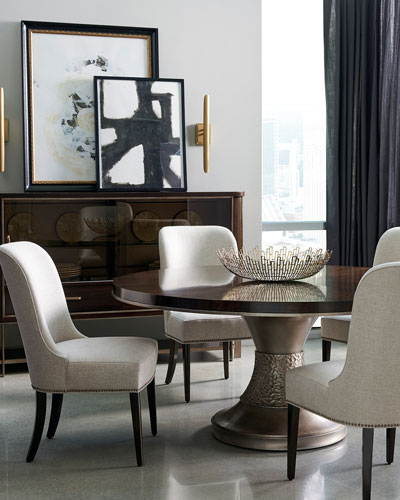 Pair of Streamline Side Chairs