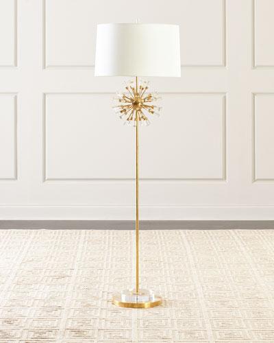 Sputnik Floor Lamp