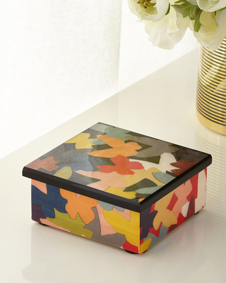 Barile Biagio Butterfly Box