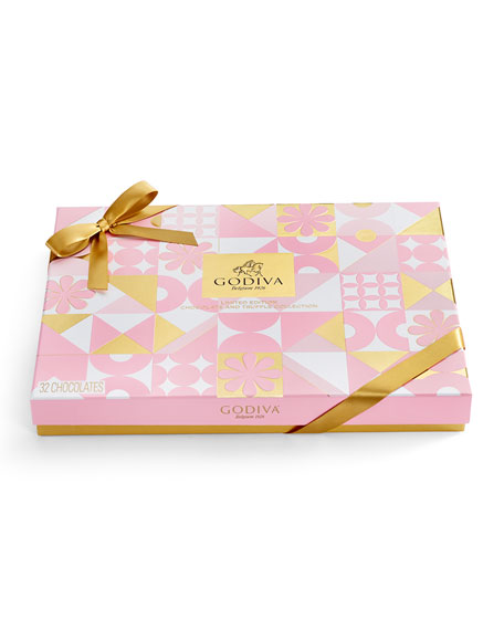 Godiva Chocolatier 32-Piece Chocolate Spring Gift Box