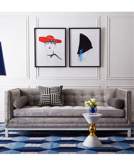 Jonathan Adler Lampert Sofa, Jonathan Adler Furniture
