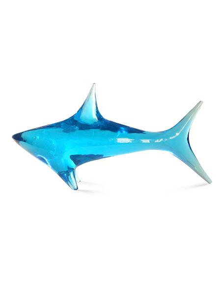 Giant Acrylic Shark