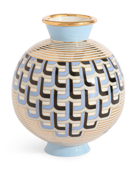 Versailles Round Vase