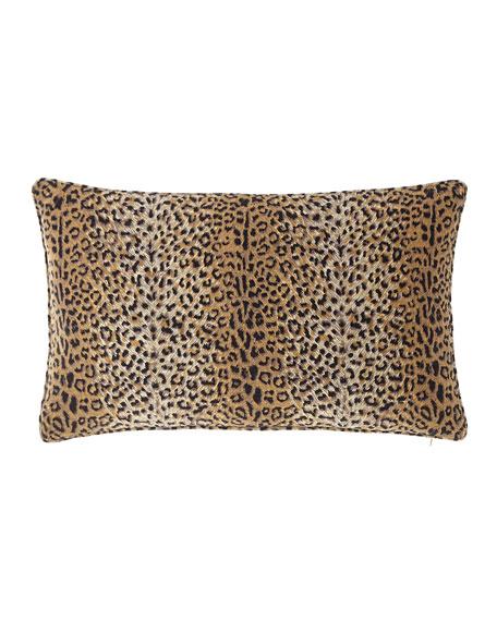 Cheetah Pillow