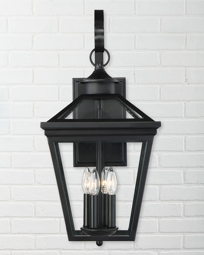 Ellijay 12 Steel Wall Lantern