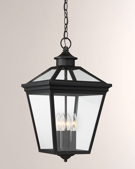 "Ellijay 12"" Steel Hanging Lantern"