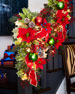Classic Christmas 6' Pre-Lit Garland