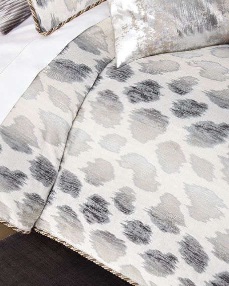 Sweet Dreams Bengal Spotted Queen Duvet