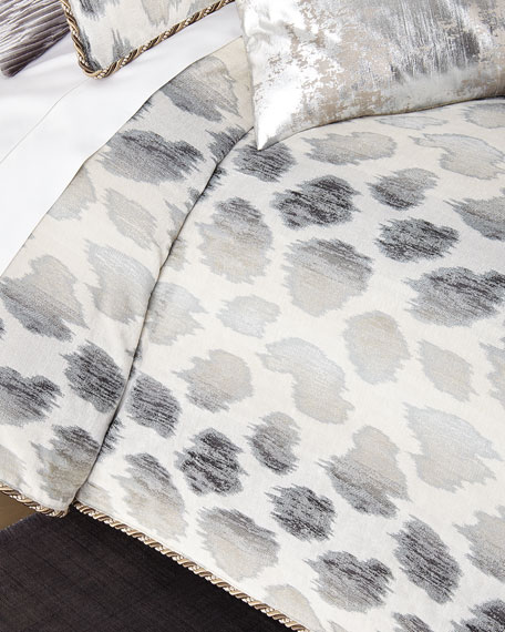Sweet Dreams Bengal Spotted King Duvet
