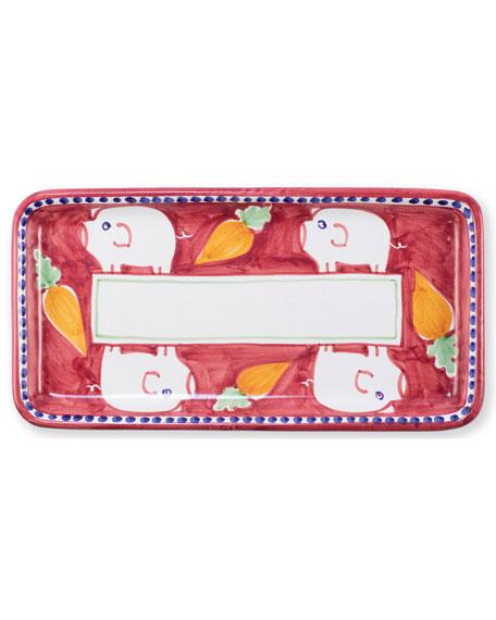 Porco Rectangular Platter
