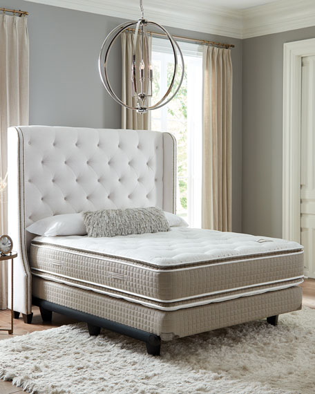 Saint Michele Dauphine Collection California King Mattress & Box Spring Set