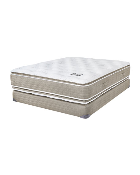Saint Michele Dauphine Collection King Mattress & Box Spring Set