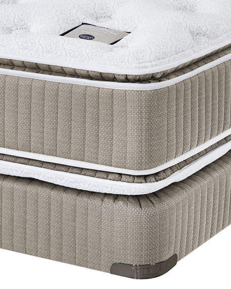 Shifman Mattress Saint Prince Noir Collection Queen Mattress
