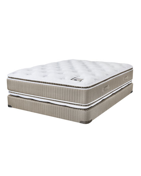Saint Prince Noir Collection Twin Mattress & Box Spring Set