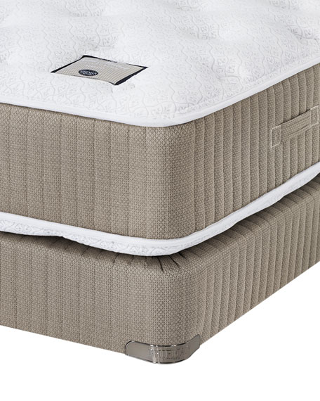Saint Michele Serrant Collection Queen Mattress & Box Spring Set