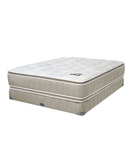 Saint Michele Windsor Collection Full Mattress & Box Spring Set