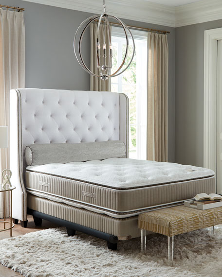 Saint Prince Noir Collection California King Mattress