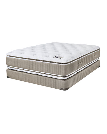 Saint Prince Noir Collection Full Mattress