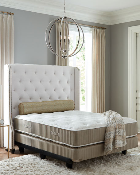Saint Michele Serrant Collection Full Mattress & Box Spring Set