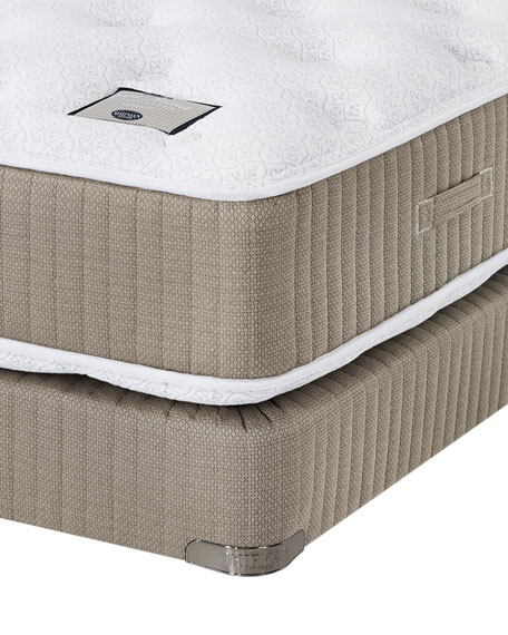 Saint Michele Serrant Collection King Mattress & Box Spring Set