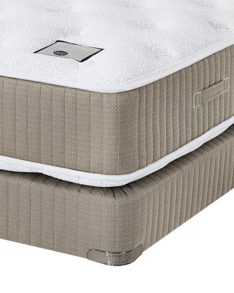 Saint Michele Serrant Collection Twin Mattress & Box Spring Set