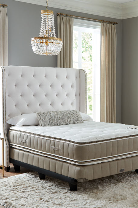 Saint Michele Windsor Collection California King Mattress & Box Spring Set