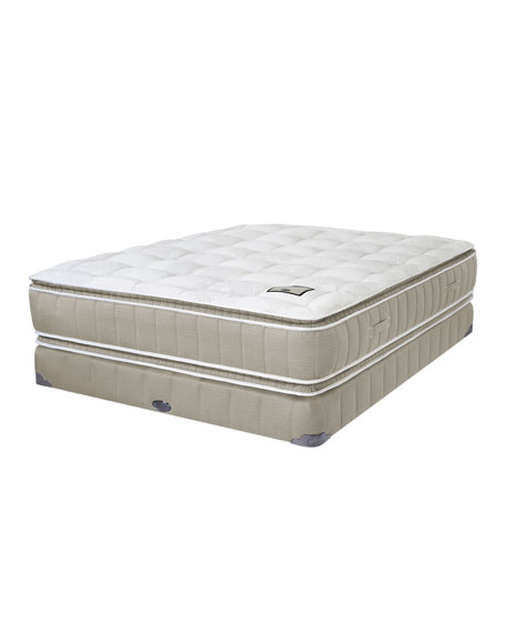 Saint Michele Windsor Collection King Mattress & Box Spring Set