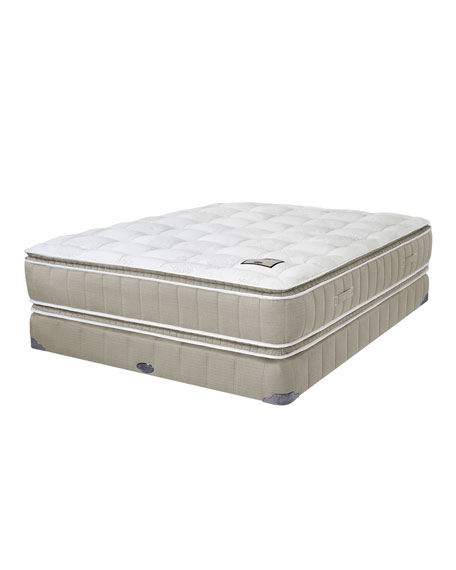 Saint Michele Windsor Collection Twin Mattress & Box Spring Set