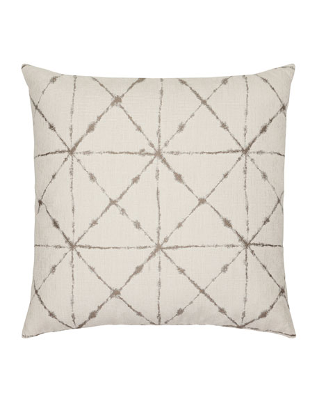 Trilogy Sunbrella Pillow, Taupe