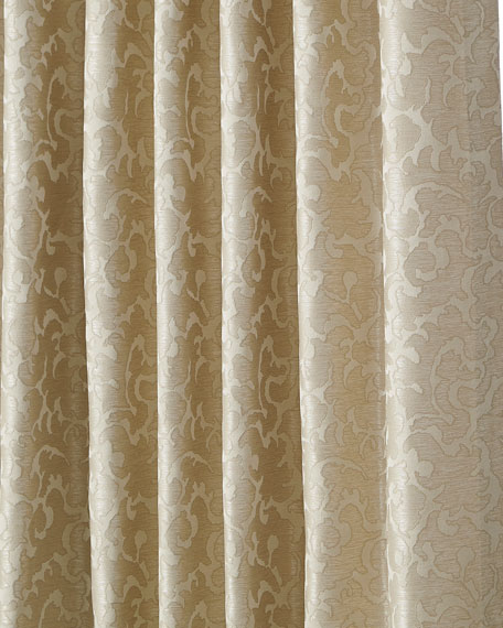 Lawrence Back Tab Curtain Panel, 96""