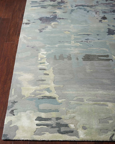 Park Hand-Tufted One Of a Kind Rug  7'9 x 9'9