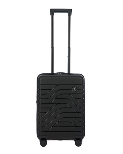 B/Y Ulisse 21 Carry-On Expandable Spinner Luggage