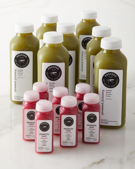 Pressed Juicery 7 Day Celery Juice Bundle and