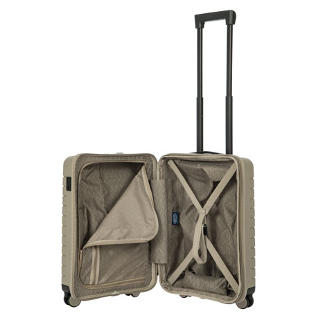 "B/Y Ulisse 21"" Carry-On Expandable Spinner Luggage"