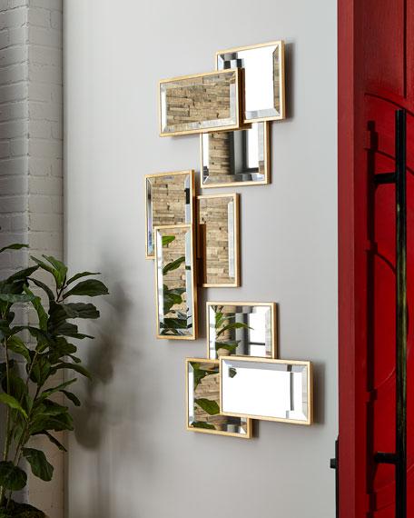 Kely Wall Mirror Panels