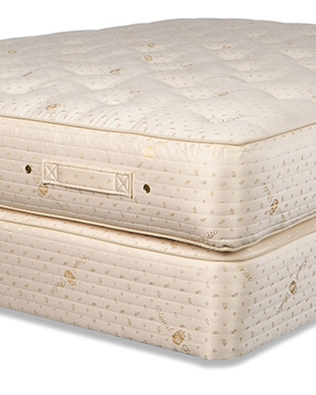 Dream Spring Classic Firm California King Mattress Set