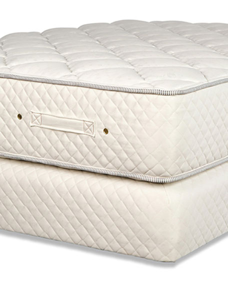 Dream Spring Limited Plush King Mattress Set