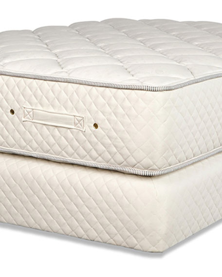 Dream Spring Limited Plush Full Mattress Set
