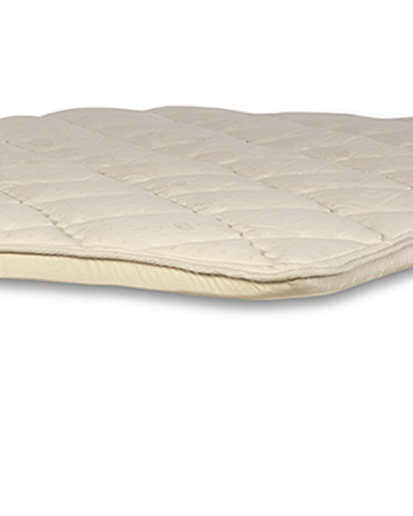 Dream Spring Pillow Top Pad - Queen