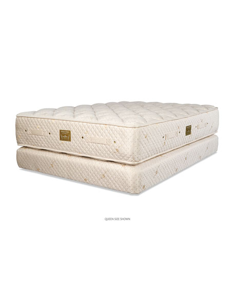 Dream Spring Ultimate Plush King Mattress Set