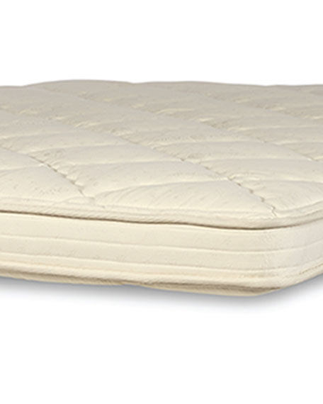Dream Spring Deluxe Pillow Top Pad - California King