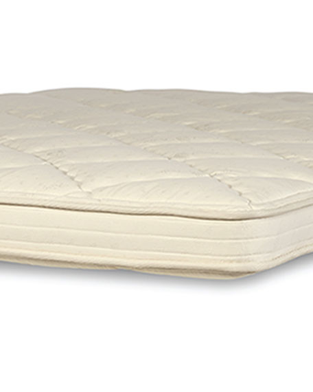Dream Spring Deluxe Pillow Top Pad - Full